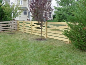 Wood Fencing Vs Vinyl Fencing In Frederick Maryland