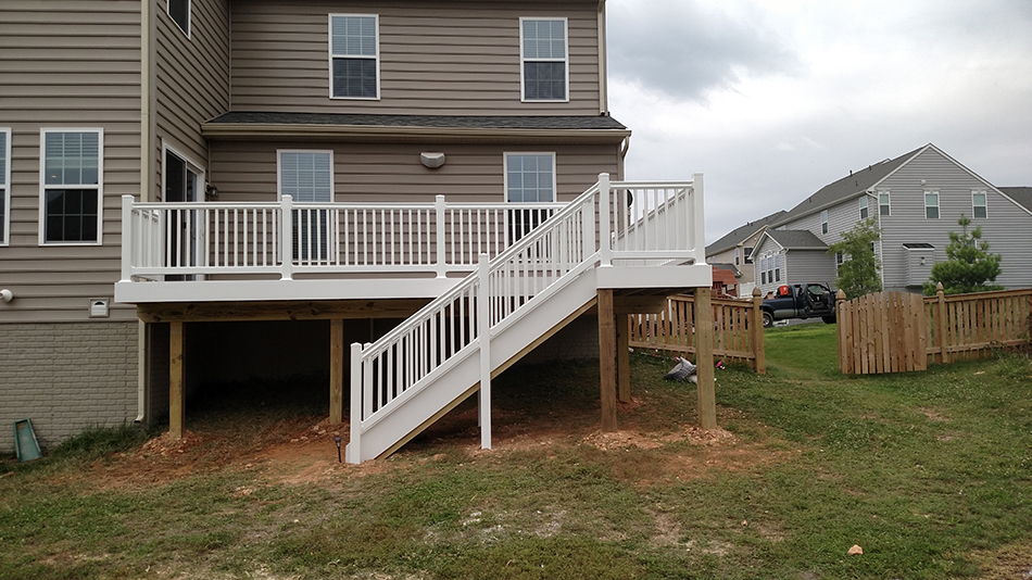 3 signs you need deck repair in frederick md for Balcony repairs
