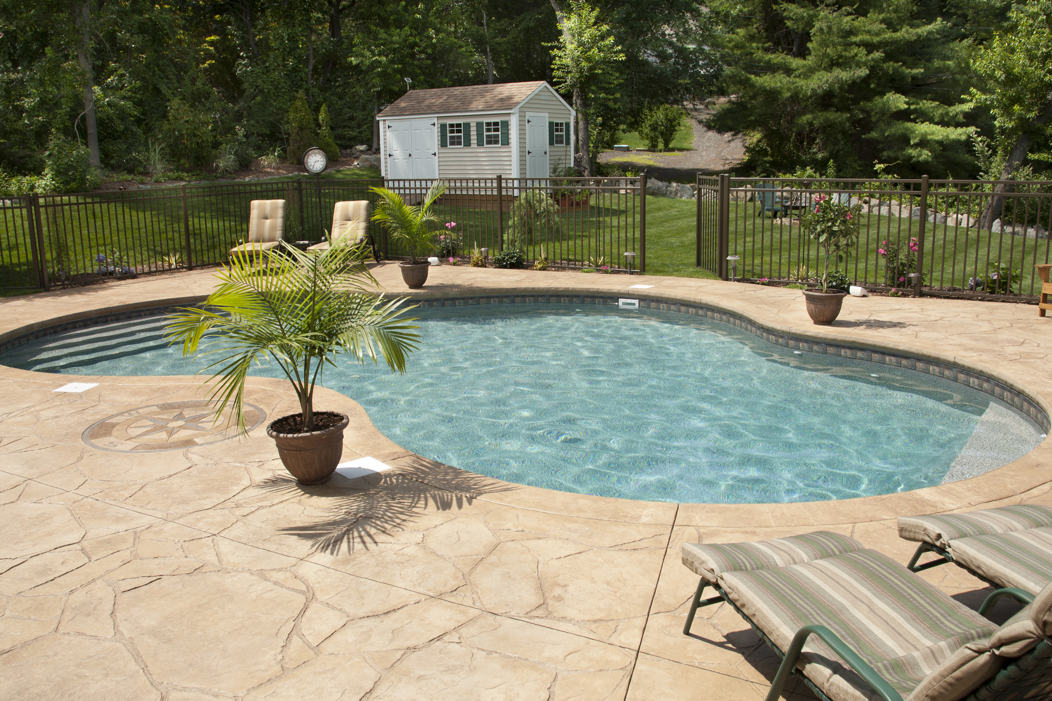 The Benefits Of Installing A Pool Fence This Summer Albaugh Sons