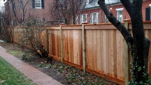 How Winter Can Impact Your Fence