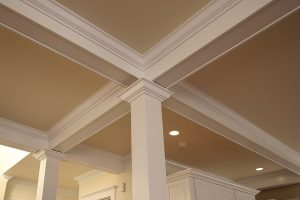 The Beauty Of Crown Molding