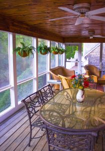 The Benefits Of A Screened In Porch